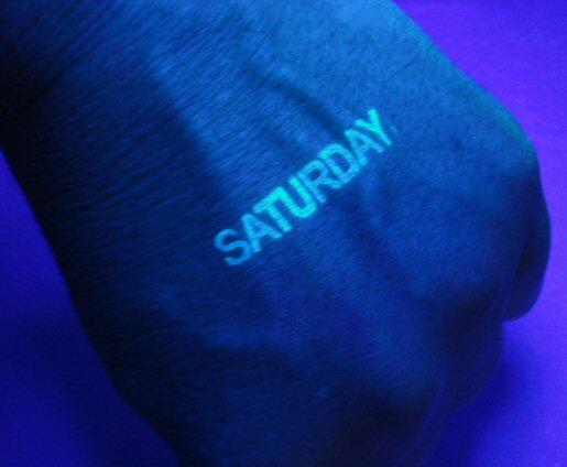 маркировочный флуоресцент