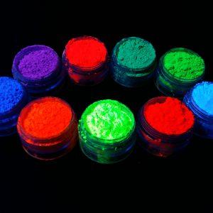 флуоресцент цвета