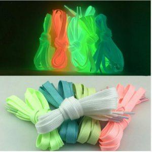 шнурки светящиеся купить