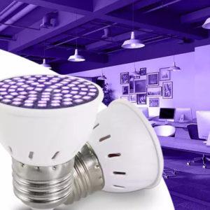 Ультрафиолетовая светодиодная лампа купить